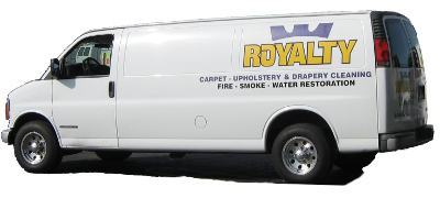 Royalty Cleaning Truck